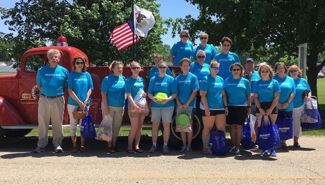 BankORION Participates in Annawan Fun Days Parade