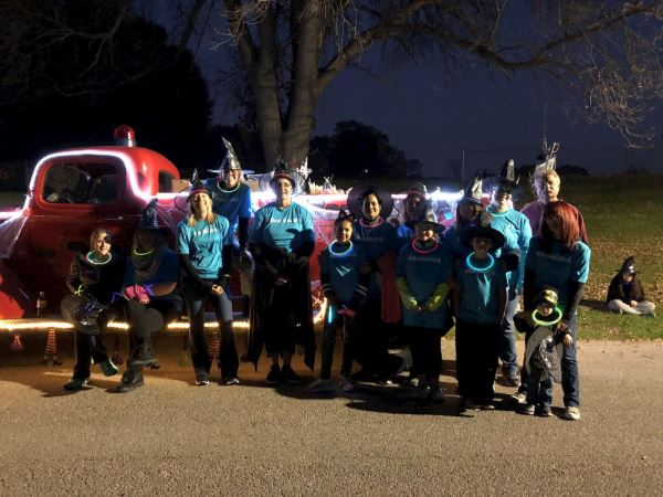 BankORION Participates in Bettendorf Halloween Parade