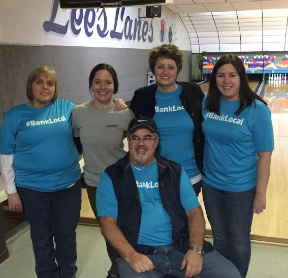 BankORION participates in the JA Bowl-A-Thon