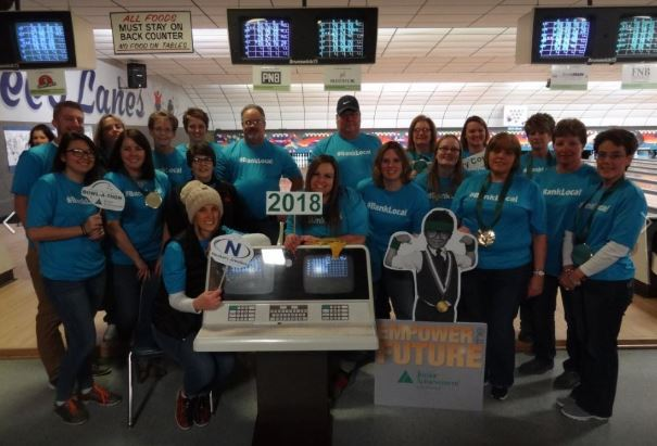 Junior Achievement Bowl a Thon